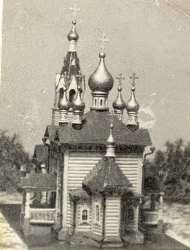 Храм 1861 года, Урез, Венгеровский район, Новосибирская область, деревянное зодчество