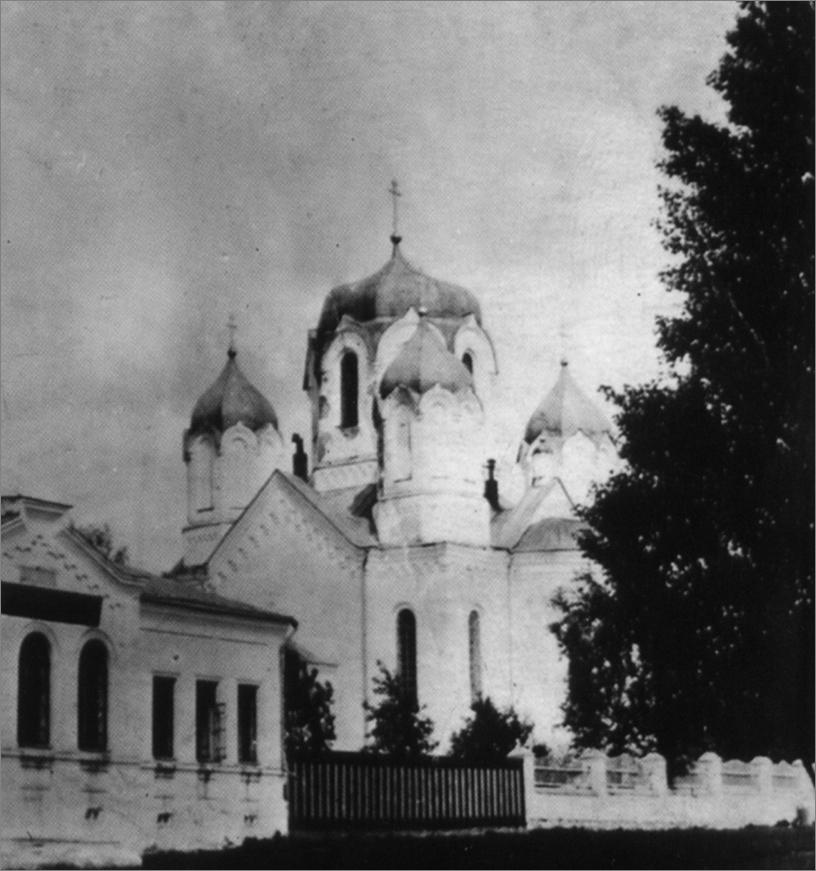 Храм в честь Покрова Пресвятой Богородицы Колывань