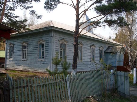 Ордынское, Никольская церковь