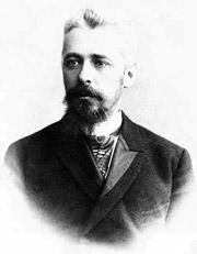 Николай Георгиевич Гарин-Михайловский. Инженер, писатель, один из основателей города Новосибирска (Новониколаевска).