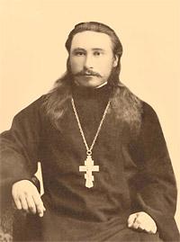 Протоиерей Николай Ермолов.