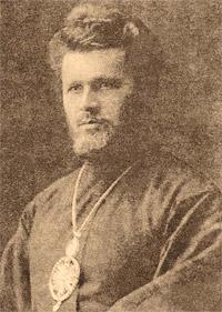 Обновленческий лжеепископ Петр (в миру Петр Федорович Блинов).