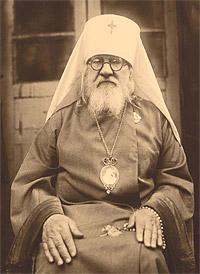 Митрополит Новосибирский и Барнаульский Варфоломей (в миру Сергей Дмитриевич Городцев).