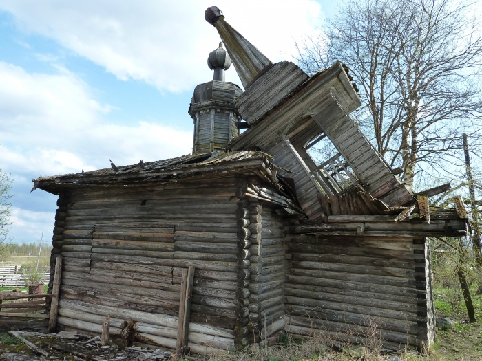 Через два года на Русском Севере исчезнет половина деревянных храмов и часовен