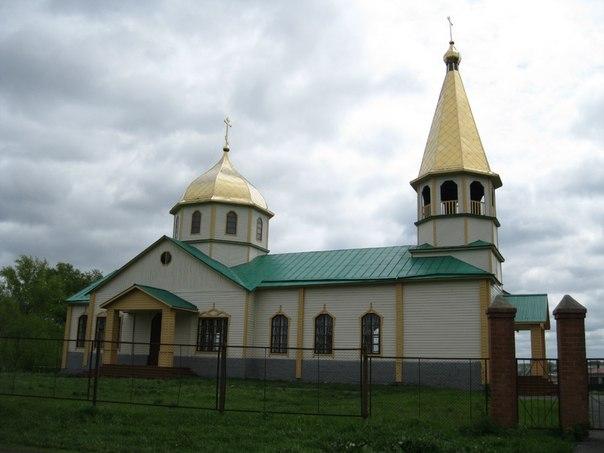 Верх-Ирмень, Ордынский район, храм, пророк Илии