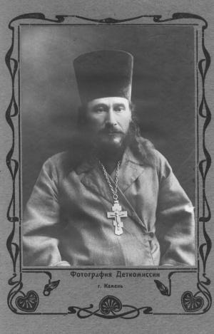 Евгений Шабунин. Храмы Тогучинского района