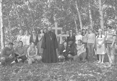 Ирина РОСТОВЦЕВА. Церковно-историческая экспедиция в село Легостаево