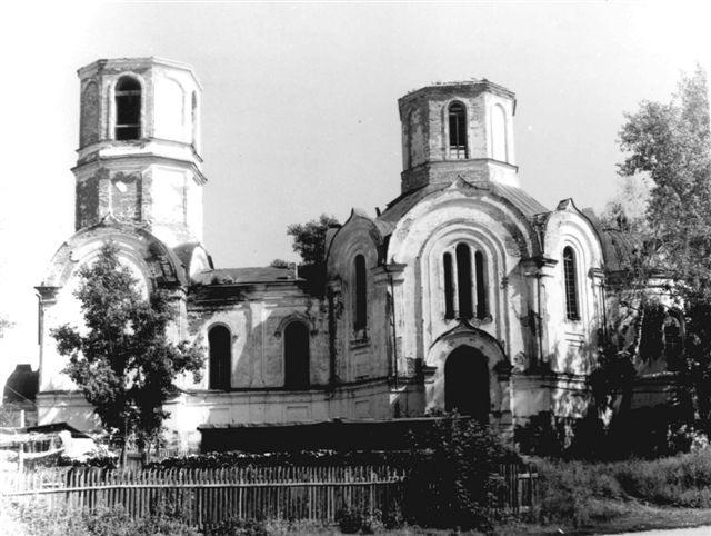 Юбилей Колыванского храма