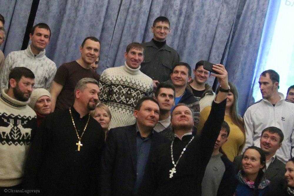 13 Молодёжным клубам Новосибирска и Томска презентован проект 'Родиновед'