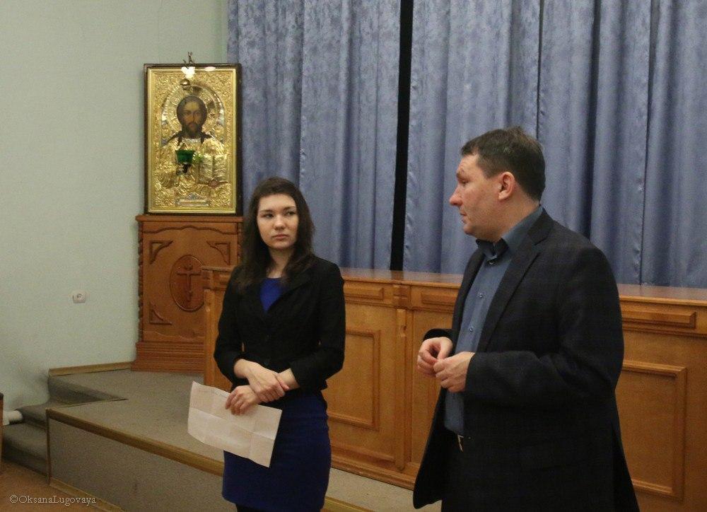 4 Молодёжным клубам Новосибирска и Томска презентован проект 'Родиновед'