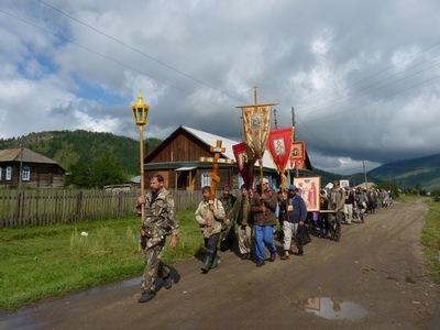 Общественный совет поможет в организации и координации крестных ходов в России