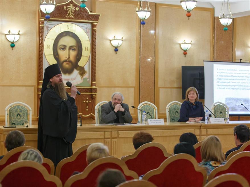 В Москве представлены проекты посвященные сохранению духовного и культурного наследия России