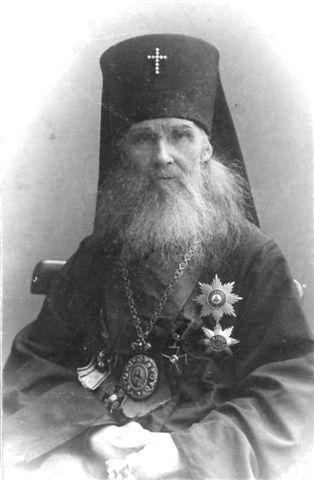 Архиепископ Томский Макарий. Фото 1906 г.