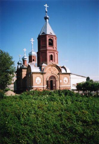 Иоанно-Предтеченская церковь. Современный вид. Фото Шабунин Е.А. http://www.orthedu.ru