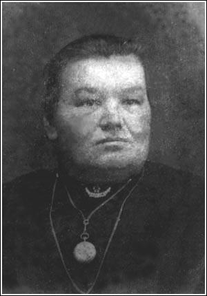 Мария Васильевна Востокова, начальница приюта «Ясли»