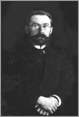 Михаил Павлович Востоков, первый врач в г. Новониколаевске.