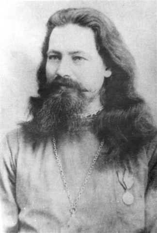 Священник Василий Дуплев – настоятель церкви в 1901 – 1919 гг. Фото из фондов Сузунского краеведческого музея