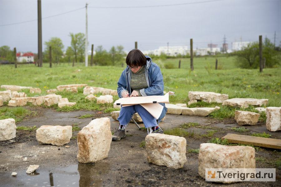 5 В Твери на территории бывшей воинской части археологи обнаружили древний храм