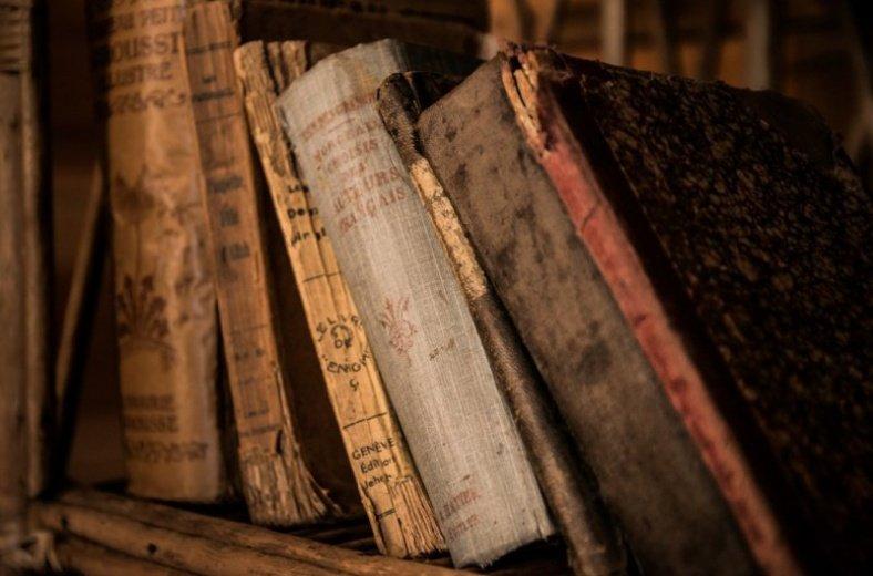 Волонтеры провели историческую акцию «Здесь была библиотека»