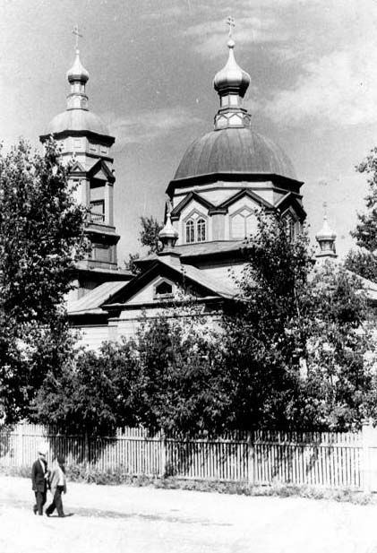 Бийск, Покровский храм
