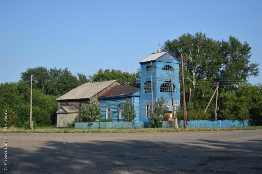 Церковь Иконы Божией Матери Казанская в Новоярках