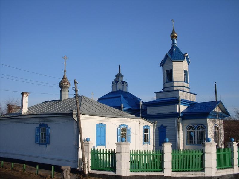 Церковь Петра и Павла в Киселевске