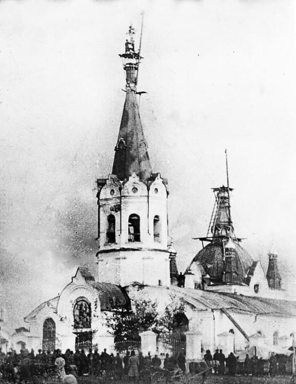 Мариинск, Собор Николая Чудотворца