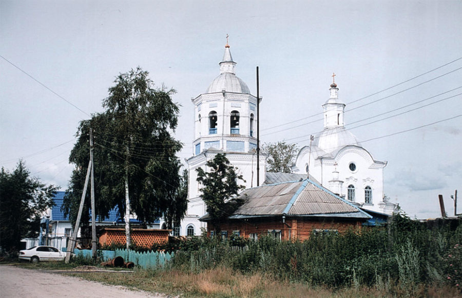 Тогур, Колпашевский район, Колпашевская епархия
