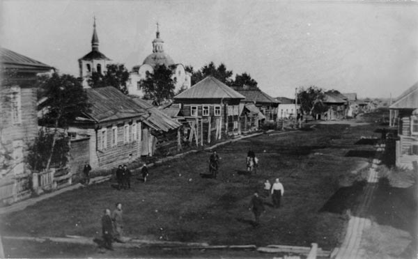 Тогур,  История