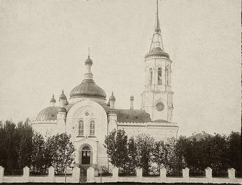 Томск, Успенский храм