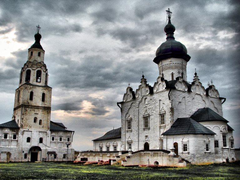 Успенский собор Свияжска включен в Список Всемирного наследия