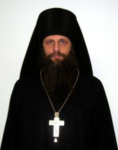 Игумен Артемий (ныне -епископ Петропавловский и Камчатский)