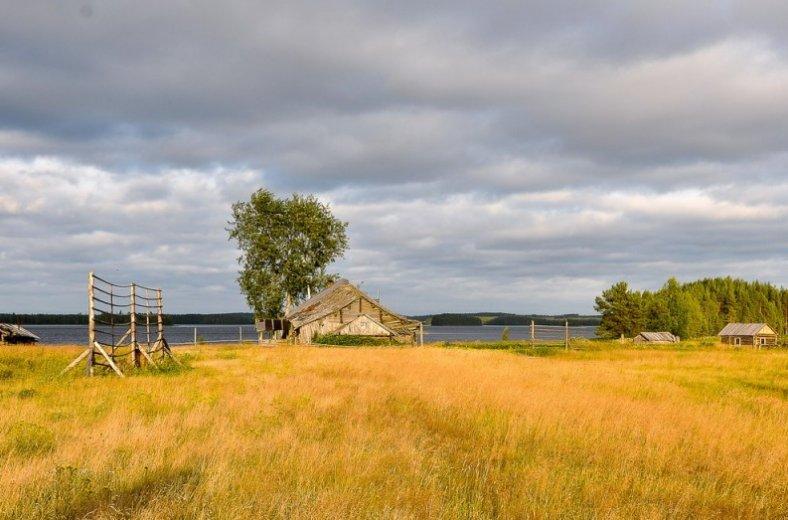 Карелия, деревня, возрождение