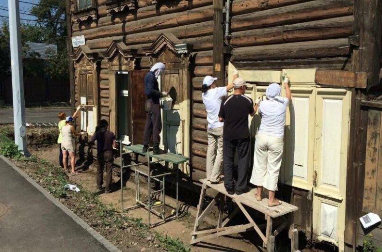 Иркутск, градозащитная деятельность, защита исторических зданий