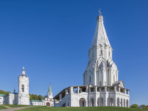 Москва, ЮНЕСКО, реставрация храмов