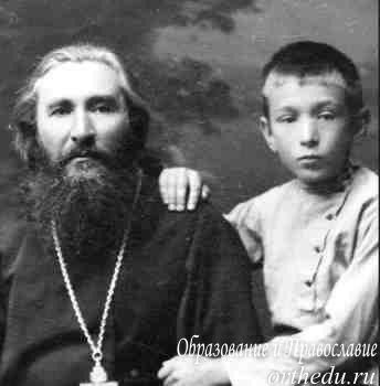 Елбаши, Священник Иннокентий Бархатный, УФСБ НСО, архив
