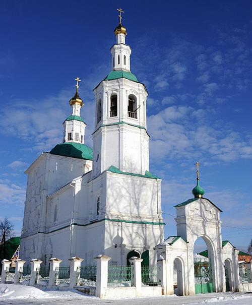 Тара, реставрация, омская область