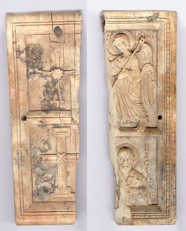 археологиБолгарияВизантияиконаискусствоисторияраскопки, X век