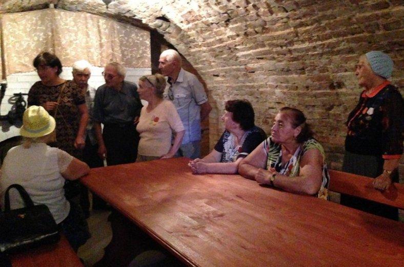 Пенза, маломобильные граждане, программа «Активное поколение», Проект «Передвижной музей «Чемодан историй», серебряные волонтеры