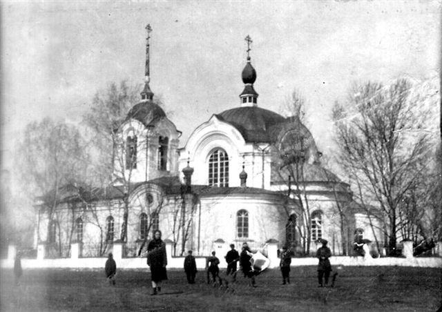 Свято-Троицкий собор. Фотография нач. 1920-х гг. Из личного архива автора