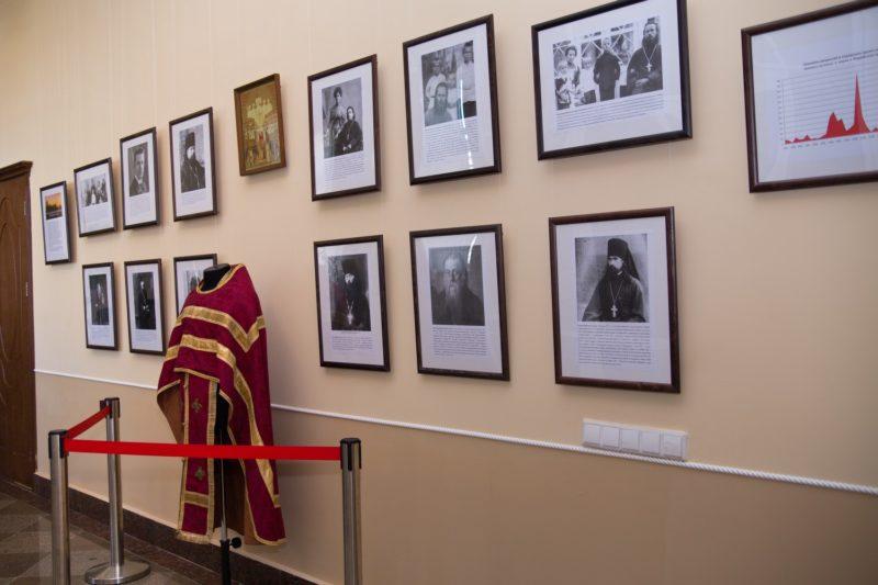 выставка, церковно-государственное сотрудничество, музей, комиссия по канонизации, Йошкар-Ола Марий Эл