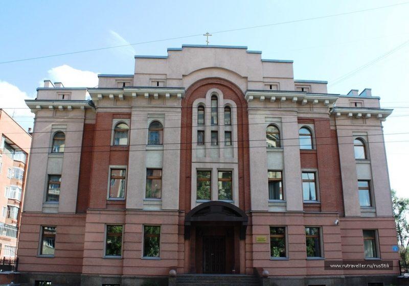 Церковно-исторический комплекс ''Сохраним наследие'' станет центром просветительской деятельности Новосибирской митрополии
