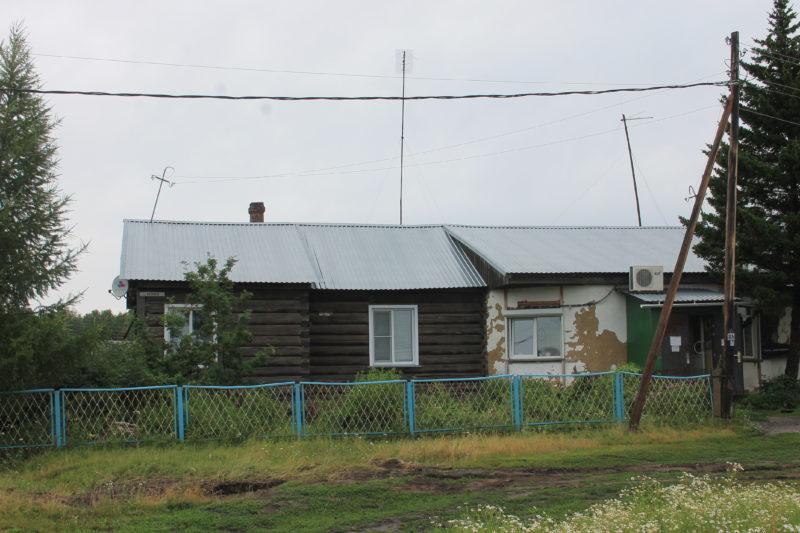 Ярки, Черепановский район, Новосибисркая область, храмы начала ХХ века