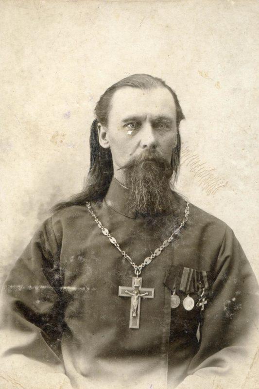 Священник Нил Глушинский, Томская епархия, Дореволюционное духовенство