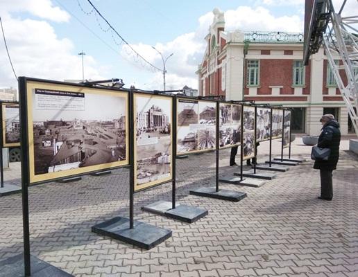 Новосибирск, выставка, площадь Ленина, музей города Новосибирска