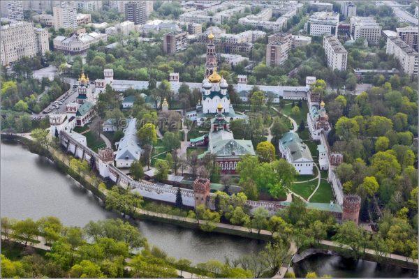 Новодевичий монастырь, реставрация, Моска