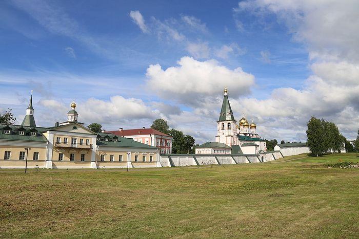 Дан старт федеральному проекту «Святыни России»
