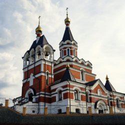 1Храм Новомученников и исповедников Церкви Русской
