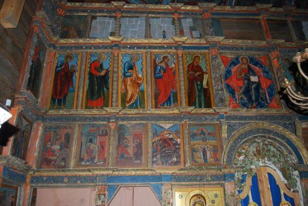 восстановление храма, Карелия, пожар в храме, пожар в храме, Церковь Успения Божией Матери, деревянное зодчество