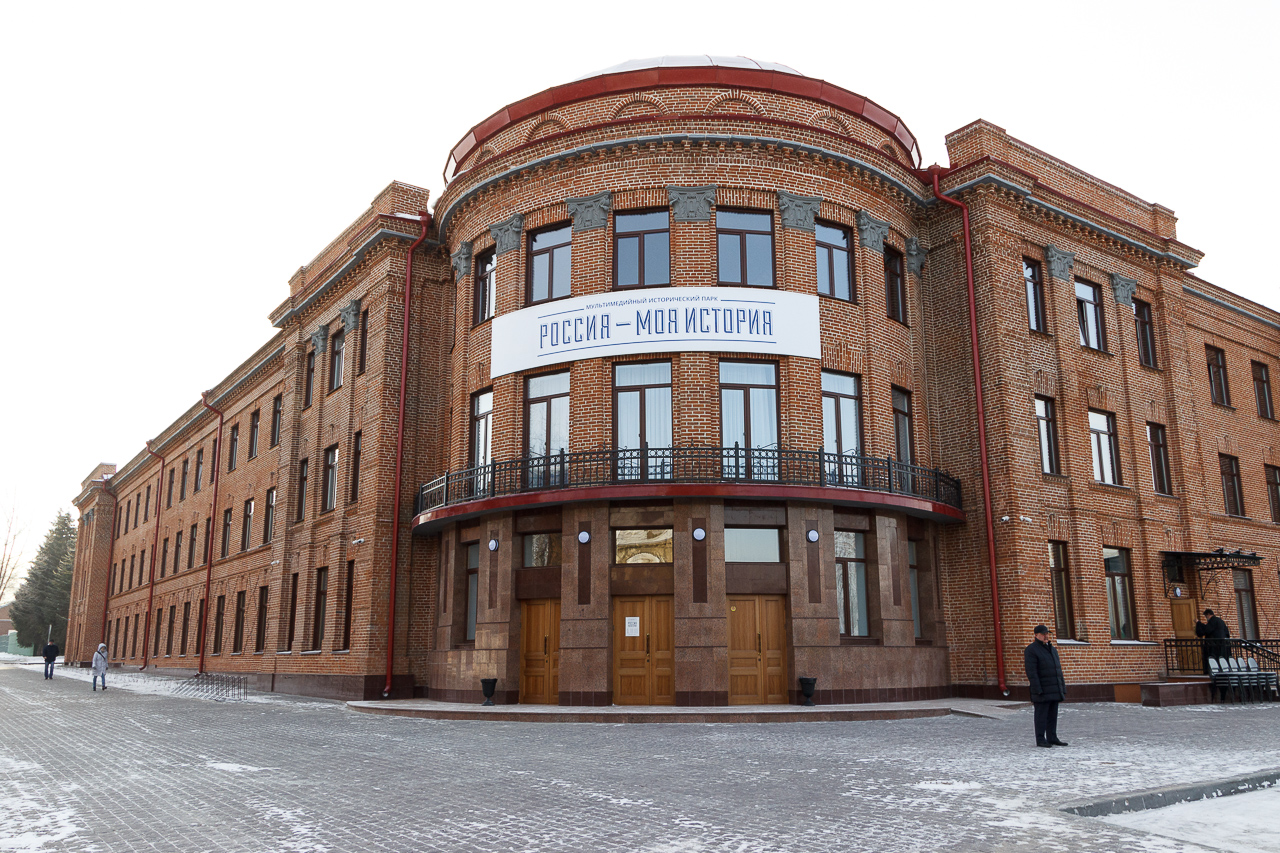 В Новосибирске открылась выставка «Времена не выбирают. Человек в эпоху гражданской войны»